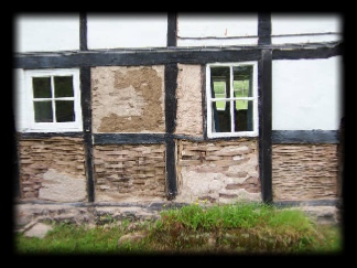 Timber Frame Restoration, Lime, Lime Motar, Lime Wash, Wattle and Daub